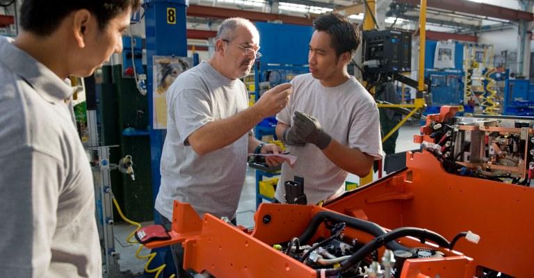 La lean production secondo Toyota
