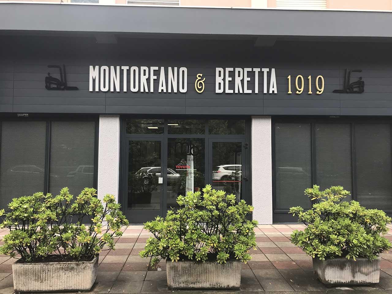 Sede Montorfano & Beretta