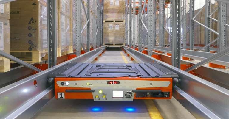 Supporto di carico semi-automatico